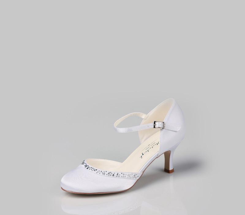 G. Westerleigh Adele menyasszonyi cipő 17eeef4e84