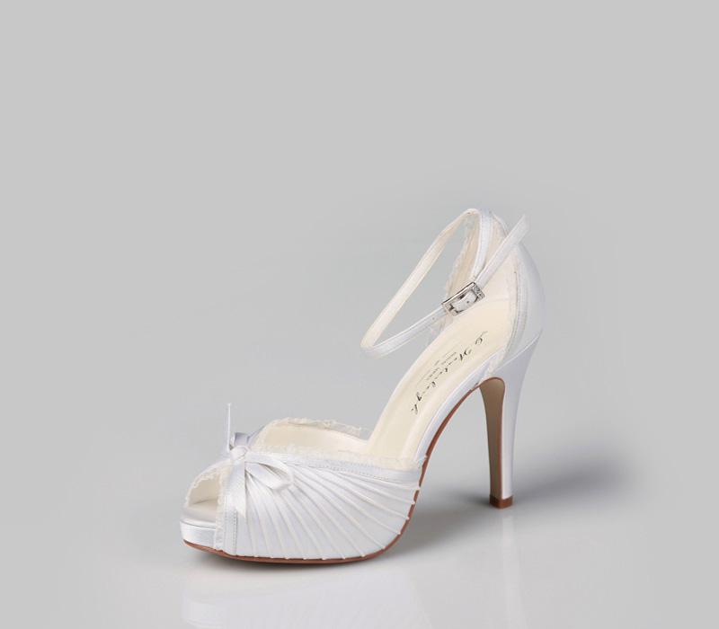 G. Westerleigh Charlotte menyasszonyi cipő a21c28b3ed
