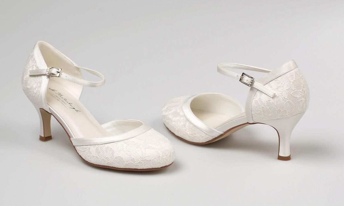 G. Westerleigh Daisy menyasszonyi cipő 51628e8e56
