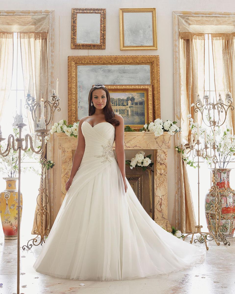Mori Lee 3203 menyasszonyi ruha - Royal Szalon Kiskunhalas aeb05798c2